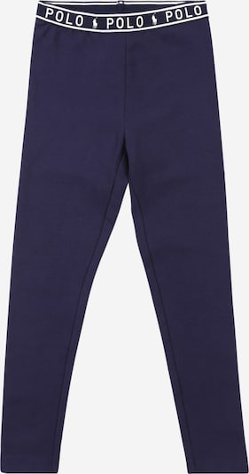 POLO RALPH LAUREN Leggings in navy / weiß, Produktansicht