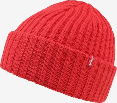 LEVI'S Mütze in rot, Produktansicht