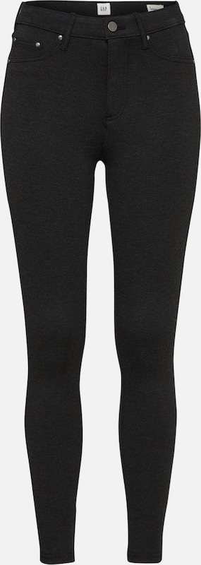 Pantalon Noir Pantalon En Gap Denim Gap derxEWCoQB