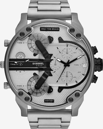 DIESEL Analog Watch in Silver