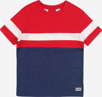 OshKosh Shirt 'Ruby' in blau / rot, Produktansicht