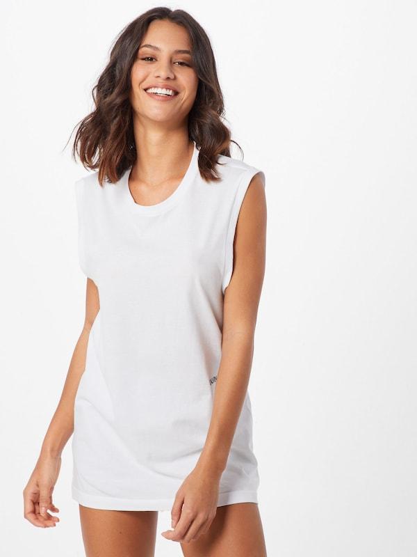 'muscle Underwear En Calvin Nuit Klein 2pk' Chemise Tank De Blanc dtxrhQCsB