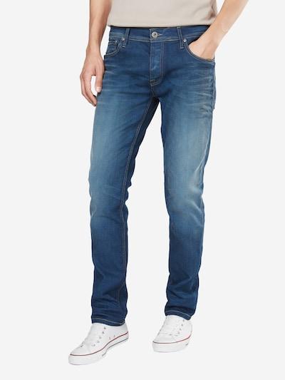 JACK & JONES Jeans 'JJITIM JJORIGINAL 919' i blue denim, Modelvisning