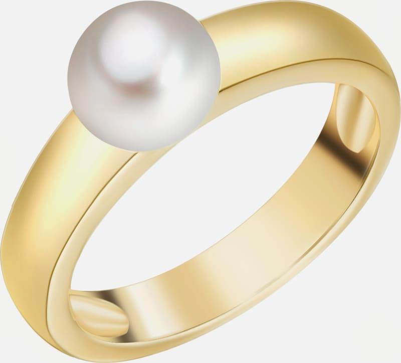 Valero Pearls Silberring mit Perle