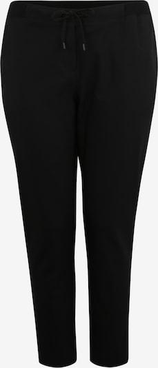 TRIANGLE Pantalon en noir, Vue avec produit
