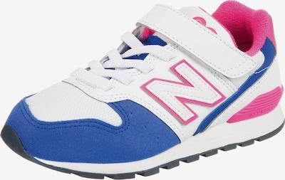 new balance Sneaker in blau / pink / weiß, Produktansicht