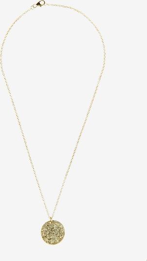 Latelita Kette in gold / weiß, Produktansicht