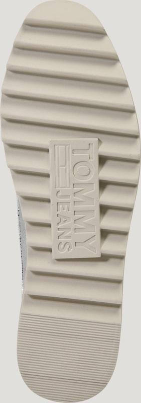 Tommy Jeans Plateauschuhe  METALLIC  mit Schnürung