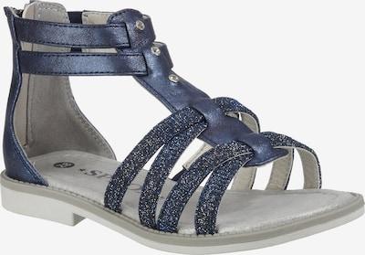 Sprox Sandalen für Mädchen in blau, Produktansicht