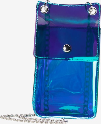 MYMO Taška cez rameno - modrá / zelená, Produkt