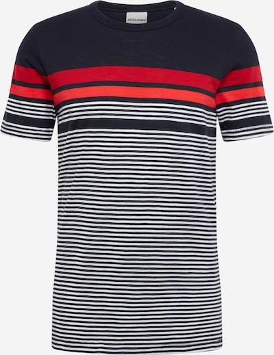 kék / piros JACK & JONES Póló, Termék nézet