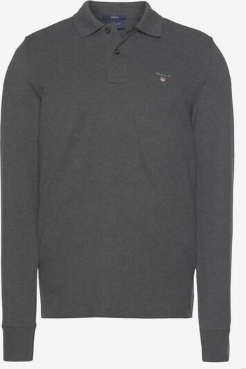 GANT T-Shirt en gris foncé, Vue avec produit