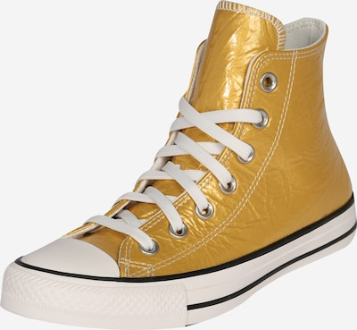 CONVERSE Sneakers 'Chuck Taylor All Star' in gold / weiß, Produktansicht