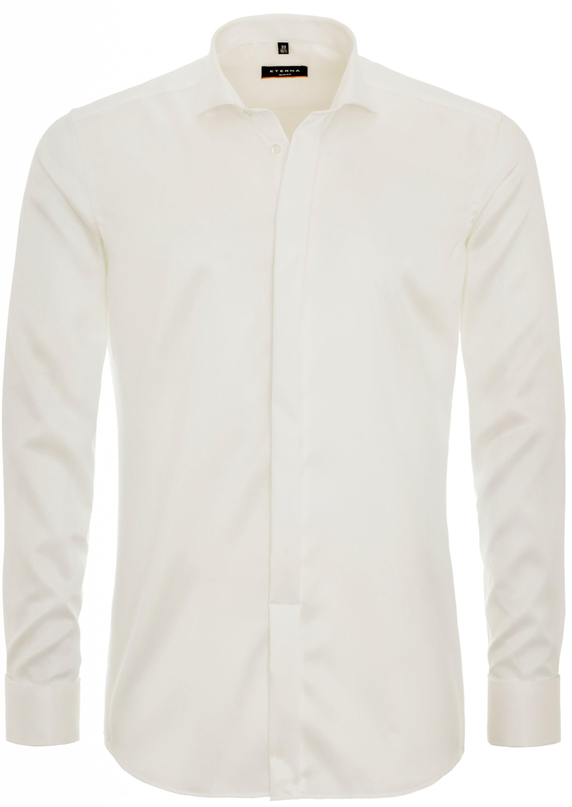 Neueste Online ETERNA Langarm Hemd SLIM FIT Billig Verkauf Heißen Verkauf Outlet Billige Qualität Ebay Günstiger Preis B55wTKKU