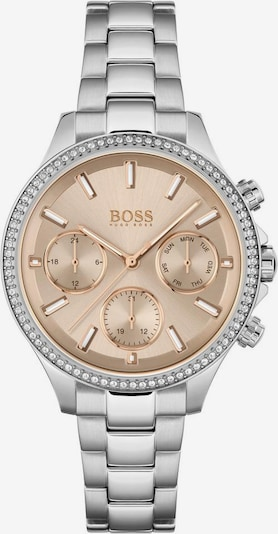 BOSS Analog watch 'HERA' in rose gold / silver / white, Item view