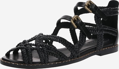 See by Chloé Strap sandal in black, Item view
