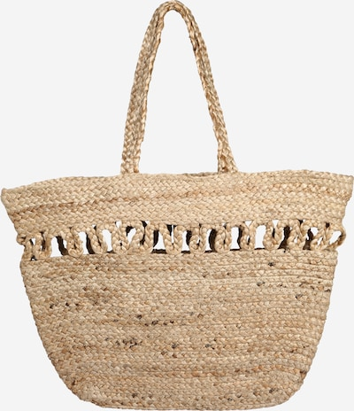 PIECES Shopper 'AMILIA JUTE' in beige, Produktansicht