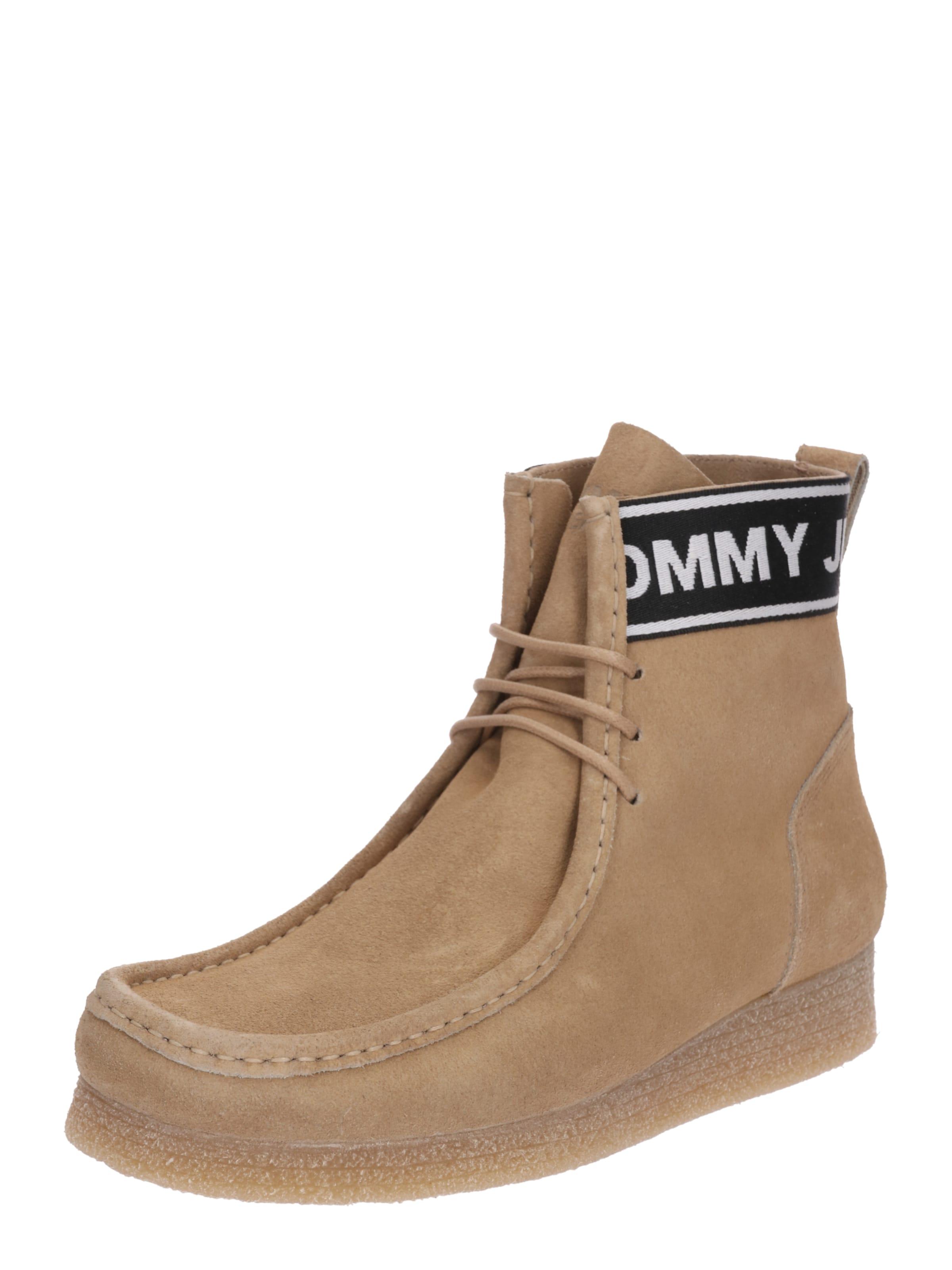 Haltbare Mode billige Schuhe Tommy Jeans | Stiefel 'Wallaby' Schuhe Gut getragene Schuhe