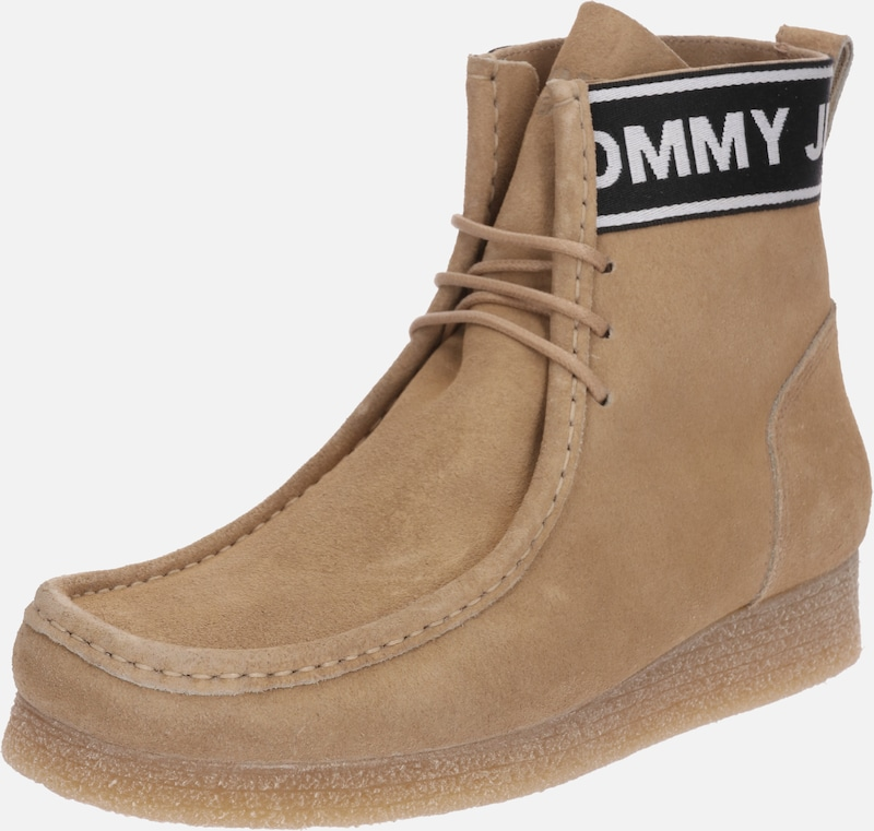 Sable À 'wallaby' Tommy Jeans Bottes En Lacets Pn0wkO