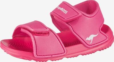KangaROOS Badeschuhe in pink, Produktansicht