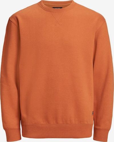 JACK & JONES Sweatshirt in de kleur Donkeroranje: Vooraanzicht