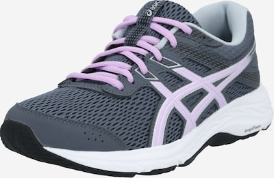 ASICS Chaussure de course 'Gel-Contend 6' en gris / violet / blanc, Vue avec produit