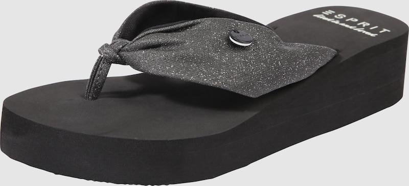 ESPRIT | Pantolette 'Ilary Glitter'