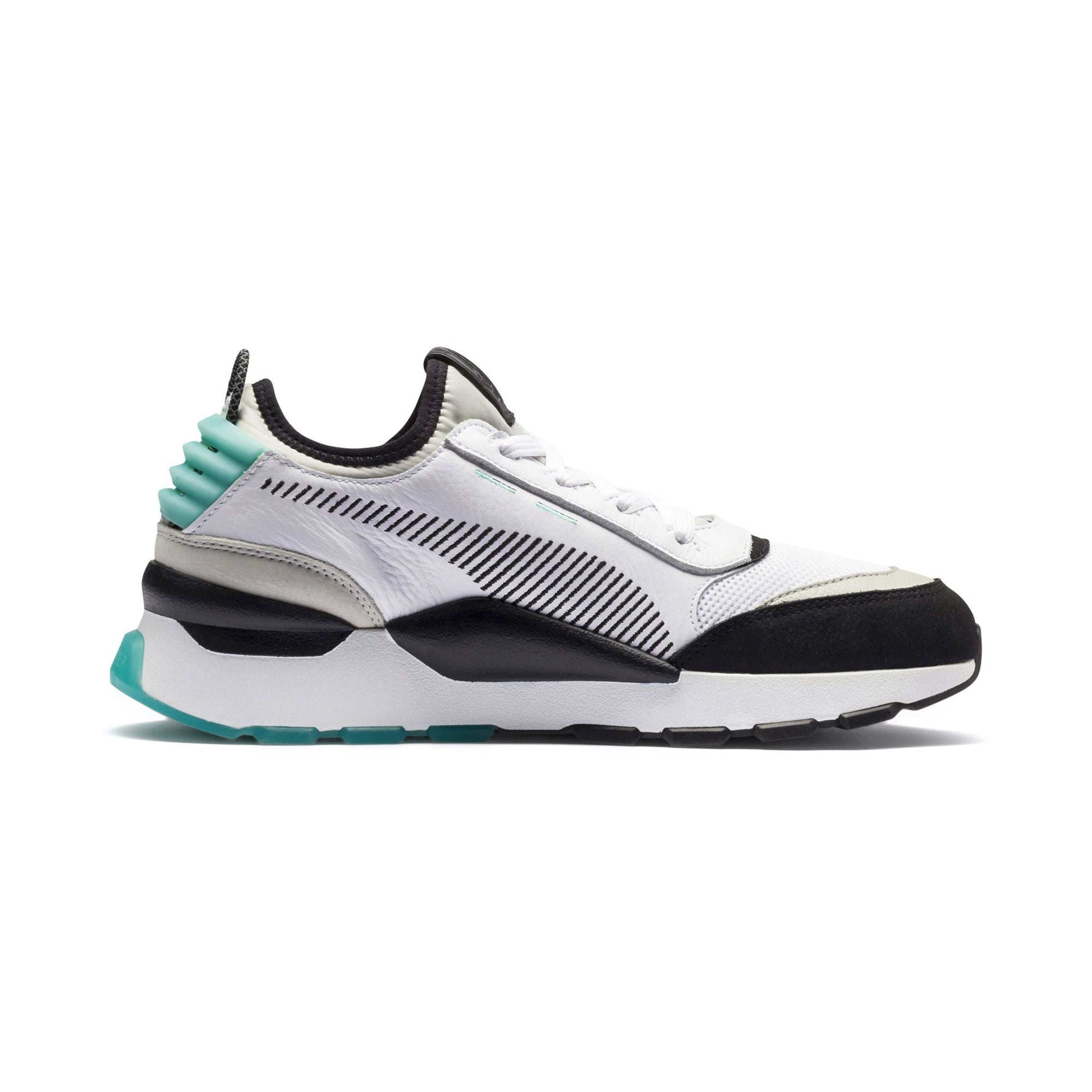 'rs Basses Perle Baskets Puma invention' En 0 Re AquaNoir Blanc v8nmN0w