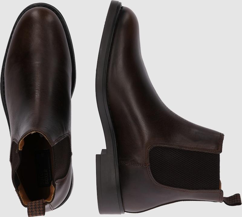 BULLBOXER Chelsea Chelsea BULLBOXER Boots mit Zuglasche Hohe Qualität e69000