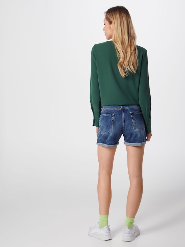 Jeans 'milenabermuda' Blauw Ltb In Denim E2D9IH