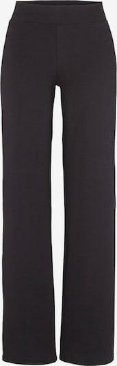 VIVANCE Bukser i sort: Frontvisning