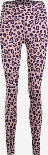 Hey Honey Leggings  'Leo' in pink / schwarz: Frontalansicht