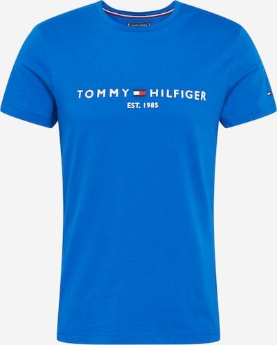 TOMMY HILFIGER Shirt in de kleur Navy / Rood / Wit, Productweergave