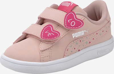 PUMA Sneaker in rosa: Frontalansicht