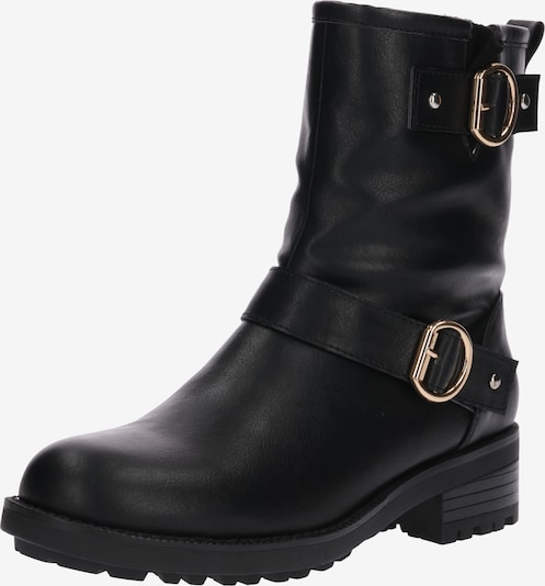 ABOUT YOU Stiefel 'Hanne' in schwarz, Produktansicht