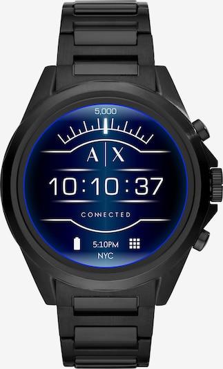 Emporio Armani Uhr in blau / schwarz, Produktansicht
