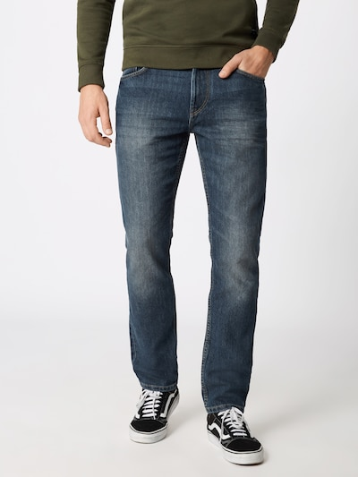 TOM TAILOR Jeans 'Marvin' in dunkelblau, Modelansicht