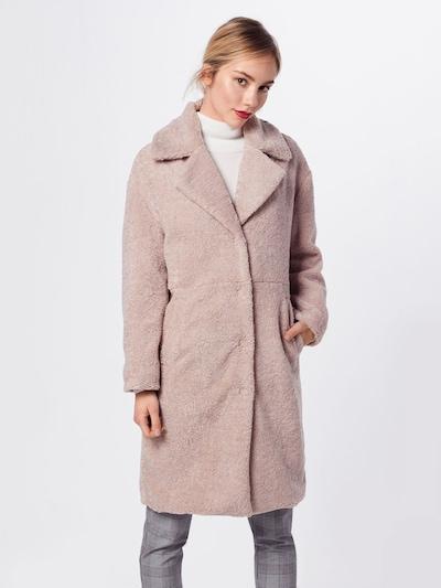 Levete Room Přechodný kabát 'LR-CAYLAH 1' - béžová / růže, Model/ka