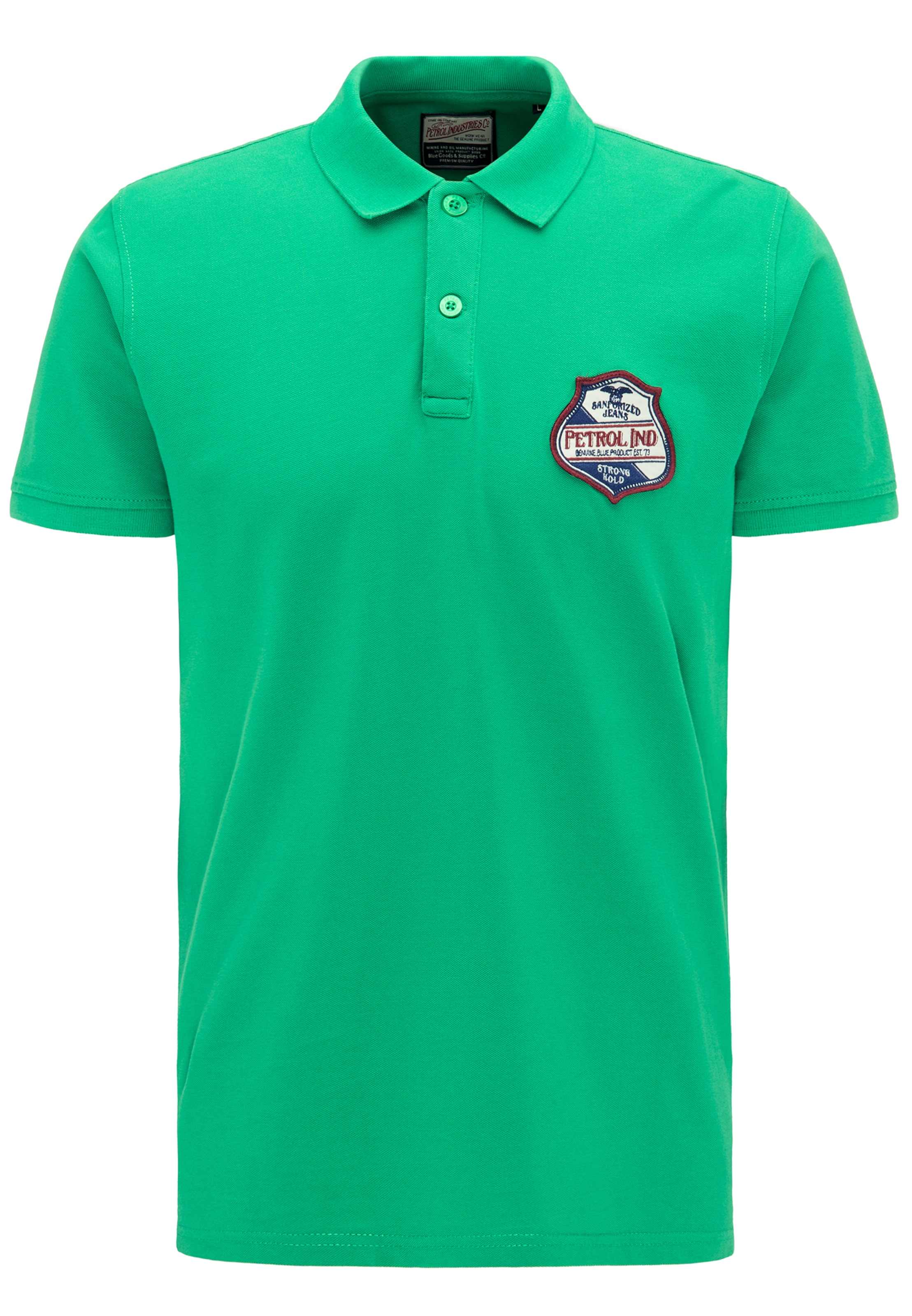 Bleu T Industries shirt En Vert Petrol wfOq4HII