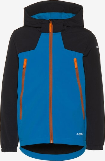 ICEPEAK Outdoorjacke in royalblau / orange / schwarz, Produktansicht