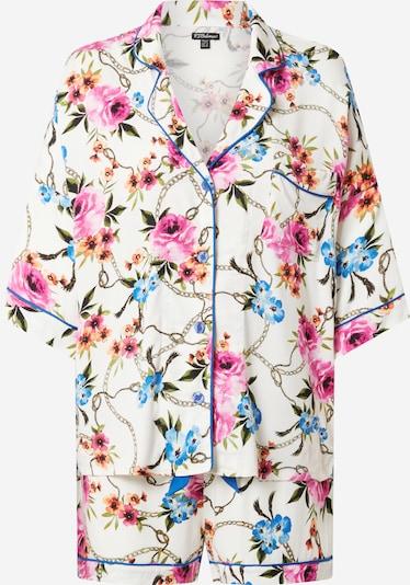 PJ Salvage Pyjama 'Love & Chains' in mischfarben / offwhite, Produktansicht