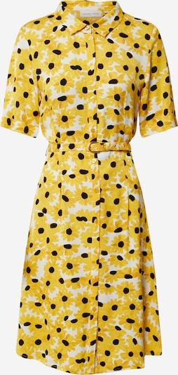 Fabienne Chapot Blousejurk 'Mila' in de kleur Geel: Vooraanzicht