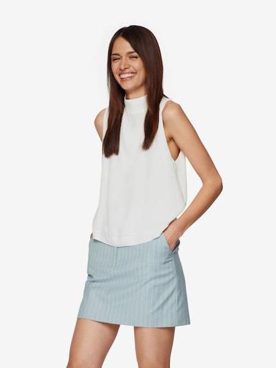 EDITED Blouse 'Maxim' in de kleur Wit, Modelweergave
