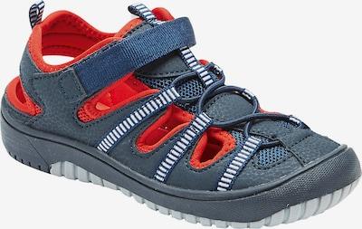 VERTBAUDET Sandalen in dunkelblau, Produktansicht