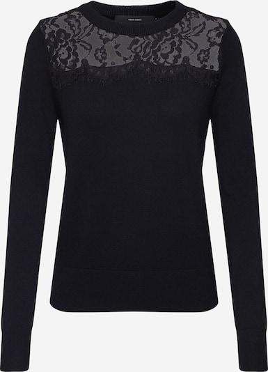 VERO MODA Pullover 'VMLACOLE' in schwarz, Produktansicht