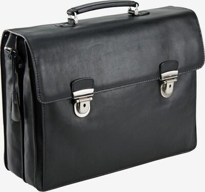 Picard Toscana Aktentasche Leder 42 cm Laptopfach in schwarz, Produktansicht
