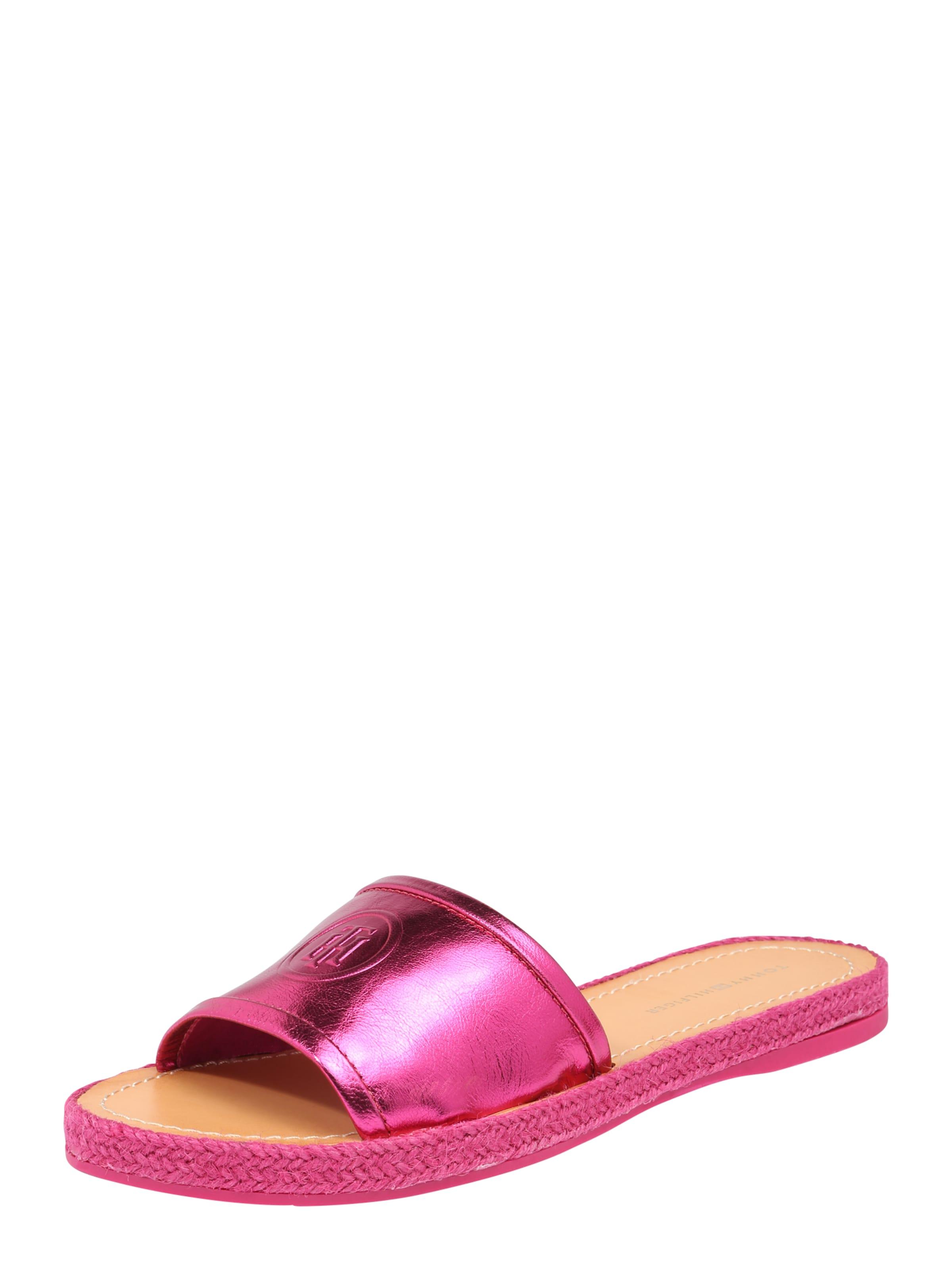 TOMMY HILFIGER Pantolette Joyce Verschleißfeste billige Schuhe