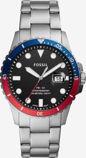 FOSSIL Uhr in silber, Produktansicht