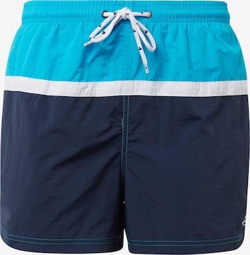 TOM TAILOR Ujumispüksid, värv sinine