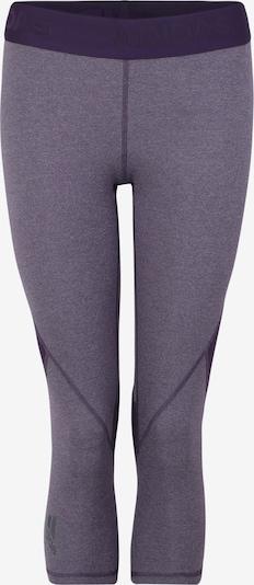 ADIDAS PERFORMANCE Pantalon de sport 'ASK SPR TIG 34H' en gris foncé, Vue avec produit